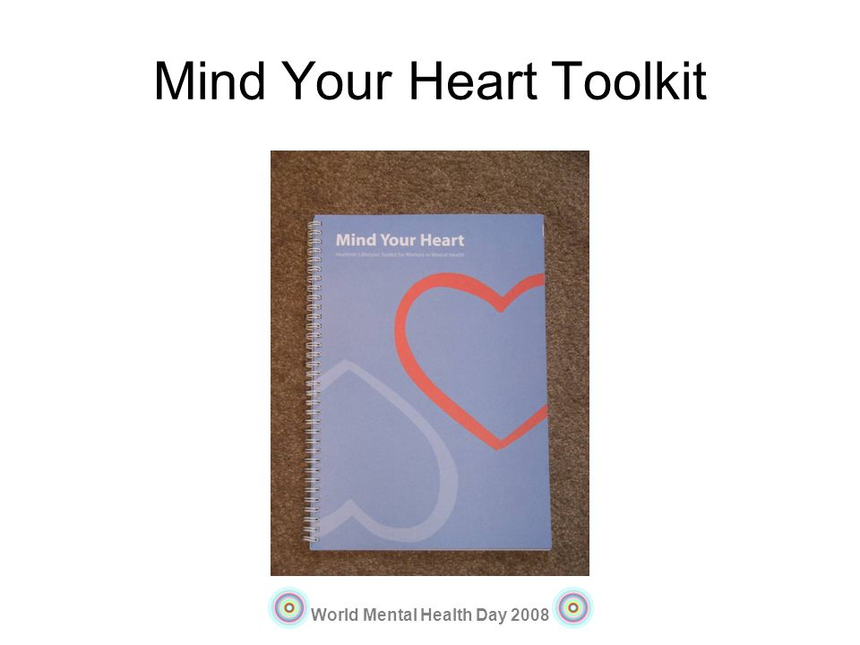 Mind Your Heart Toolkit