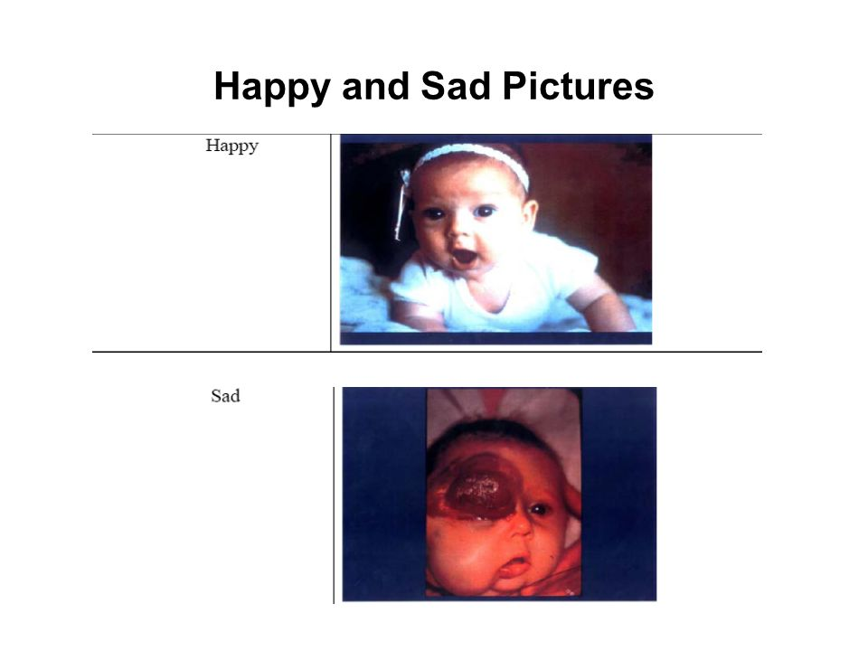Happy and Sad Pictures