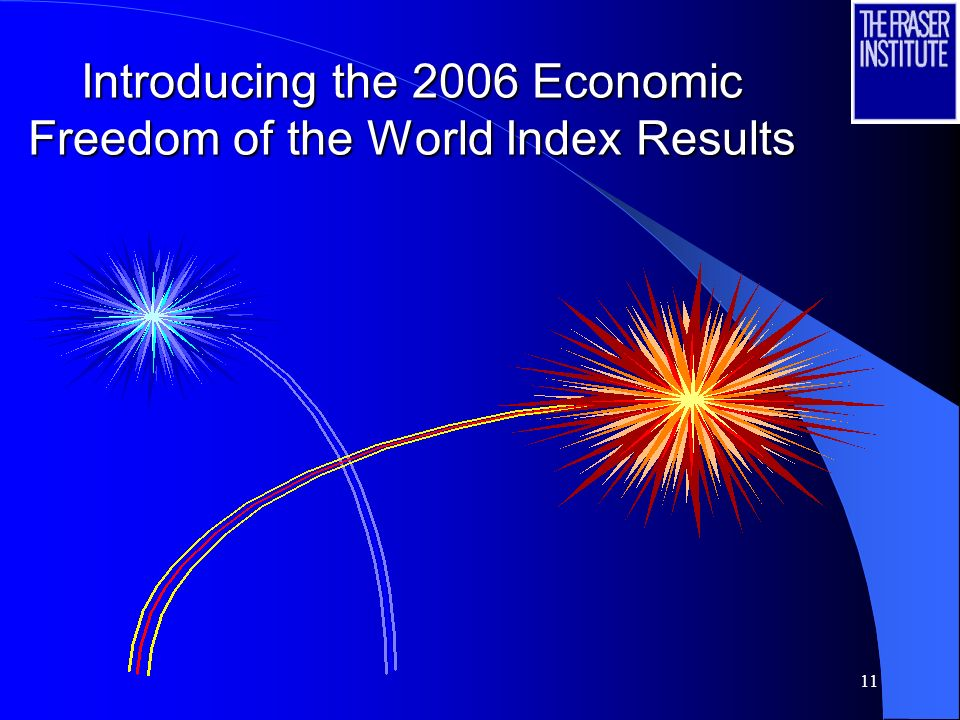 Introducing the 2006 Economic Freedom of the World Index Results