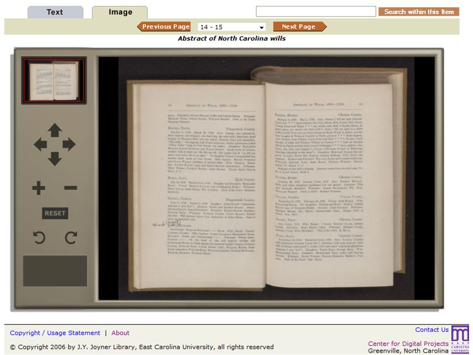 Or read in a flash-based book viewer created using a tool called Zoomify