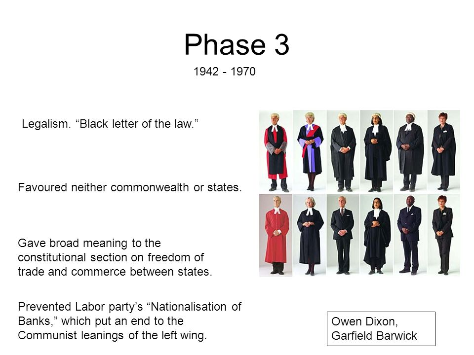 The Impact of the High Court ppt video online