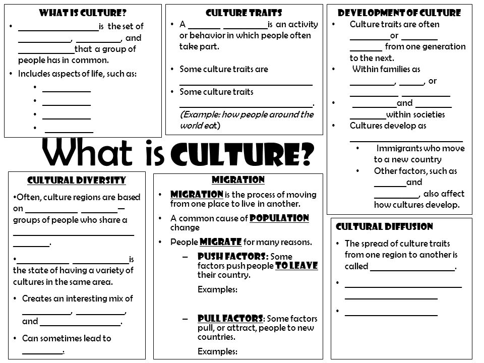 The Worlds People Culture Ppt Video Online Download