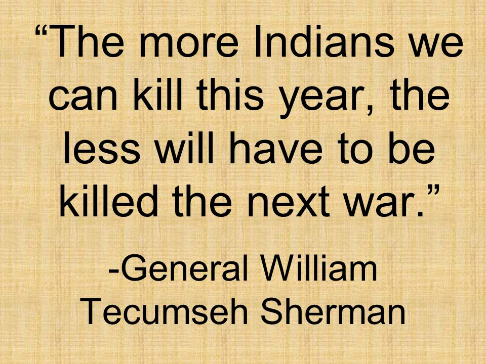 -General William Tecumseh Sherman