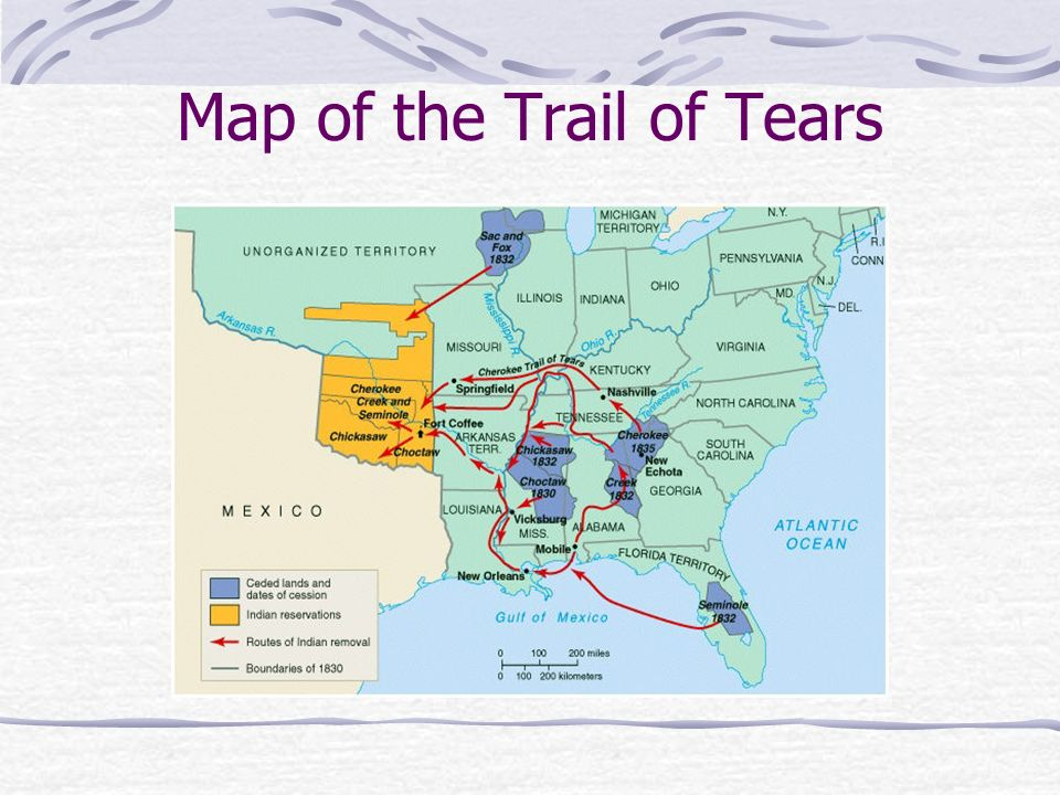 Trail of Tears  - ppt video online download