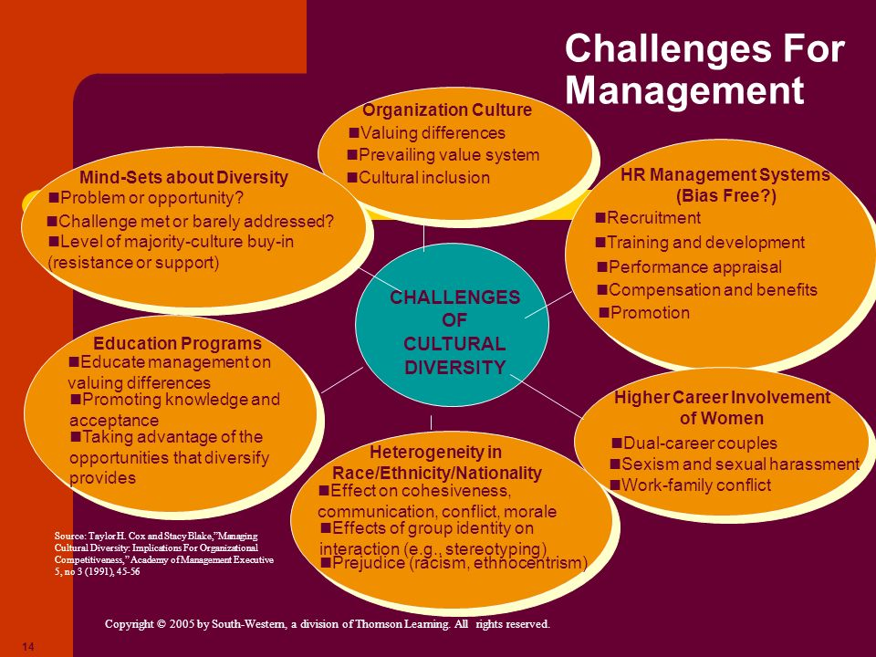 Challenges For Management