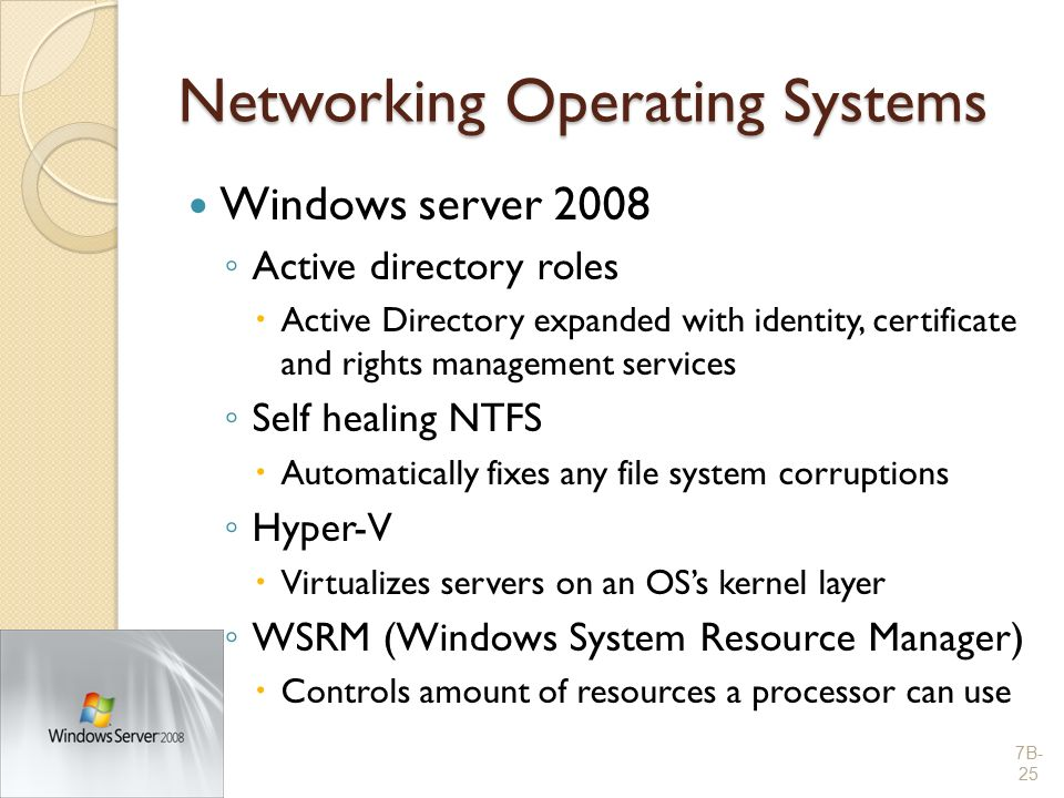 Survey Of Pc And Network Operating Systems Ppt Video Online Download