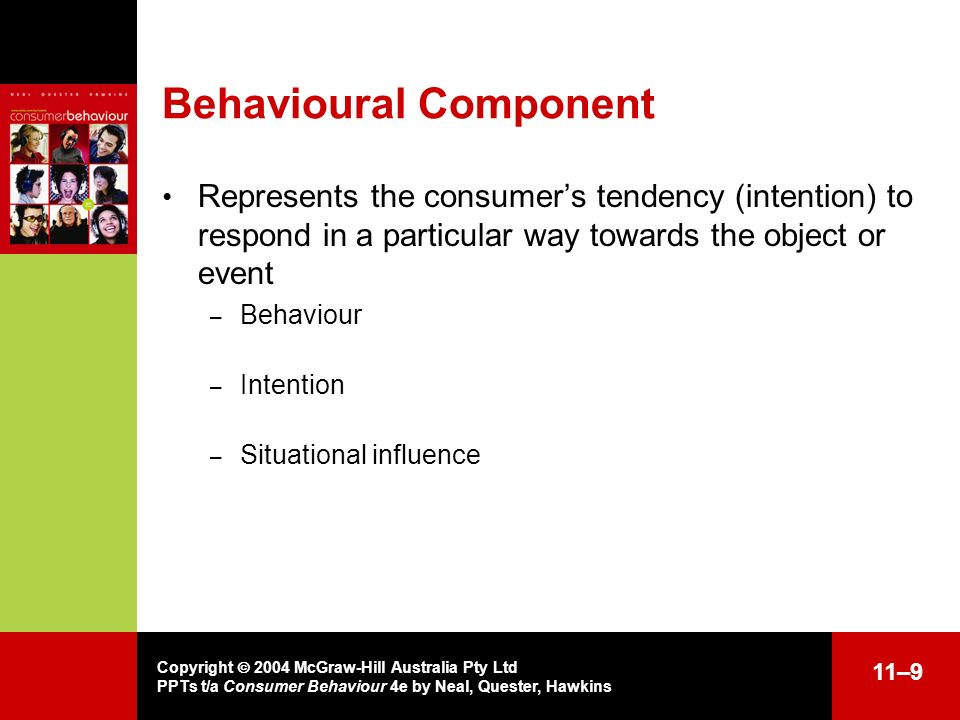 Behavioural Component