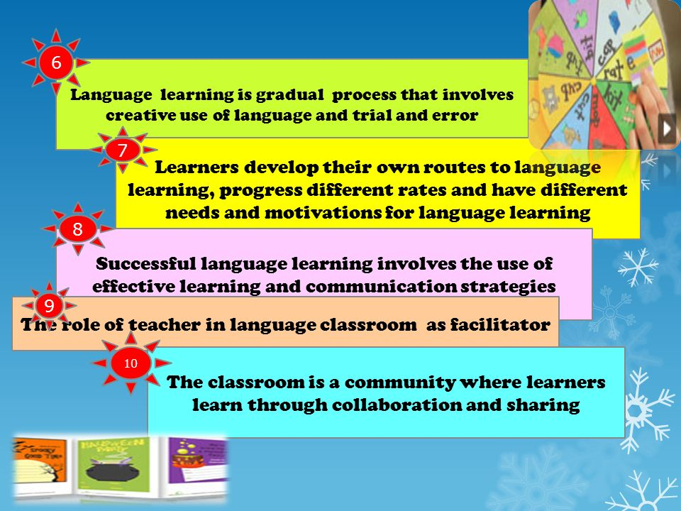 CURRENT TRENDS IN COMMUNICATIVE LANGUAGE TEACHING - ppt