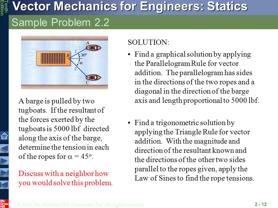 Statics of particles ppt video online download 12 sample fandeluxe Image collections