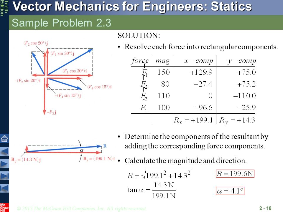 Statics of particles ppt video online download 18 sample fandeluxe Image collections