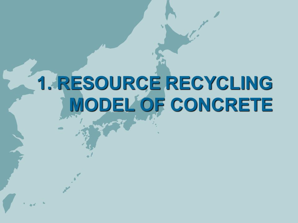 State-of-the-art Recycling Technologies for Building