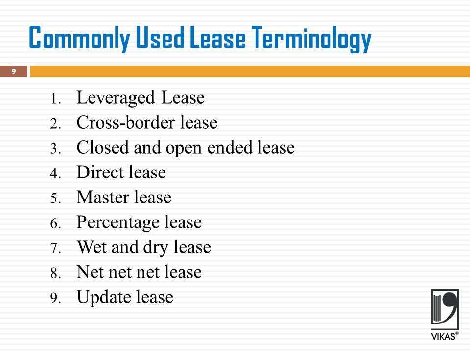 Asset Based Lease Hire Purchase And Project Financing Ppt Video
