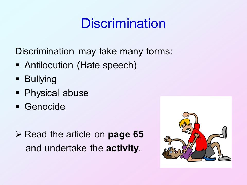 examples of discrimination in remember the titans
