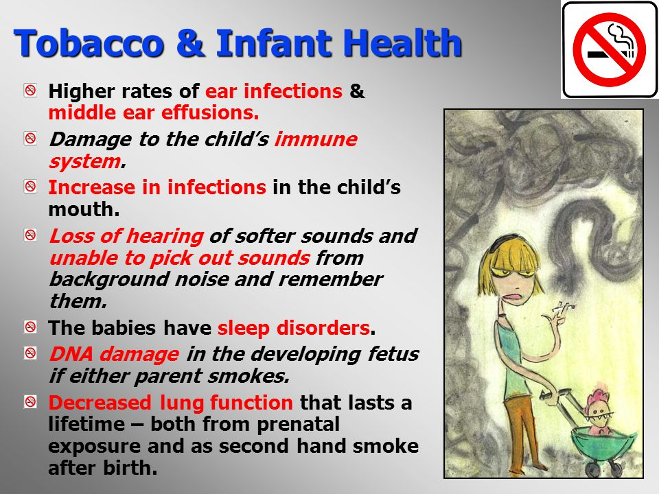 Tobacco & Infant Health