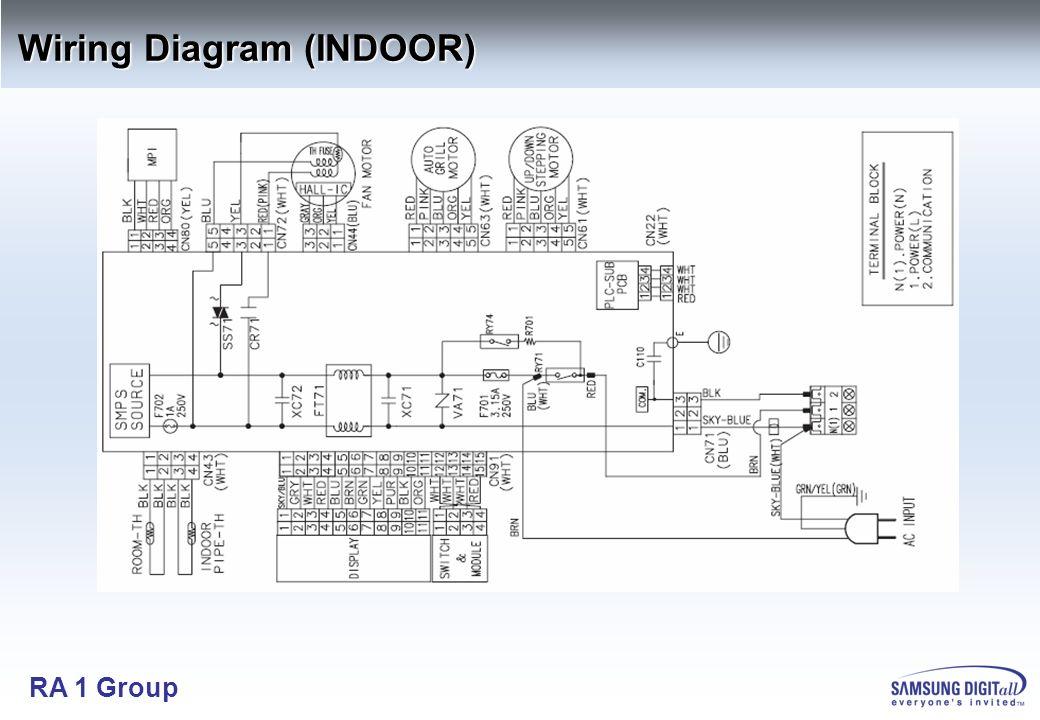 52 Wiring Diagram (INDOOR)