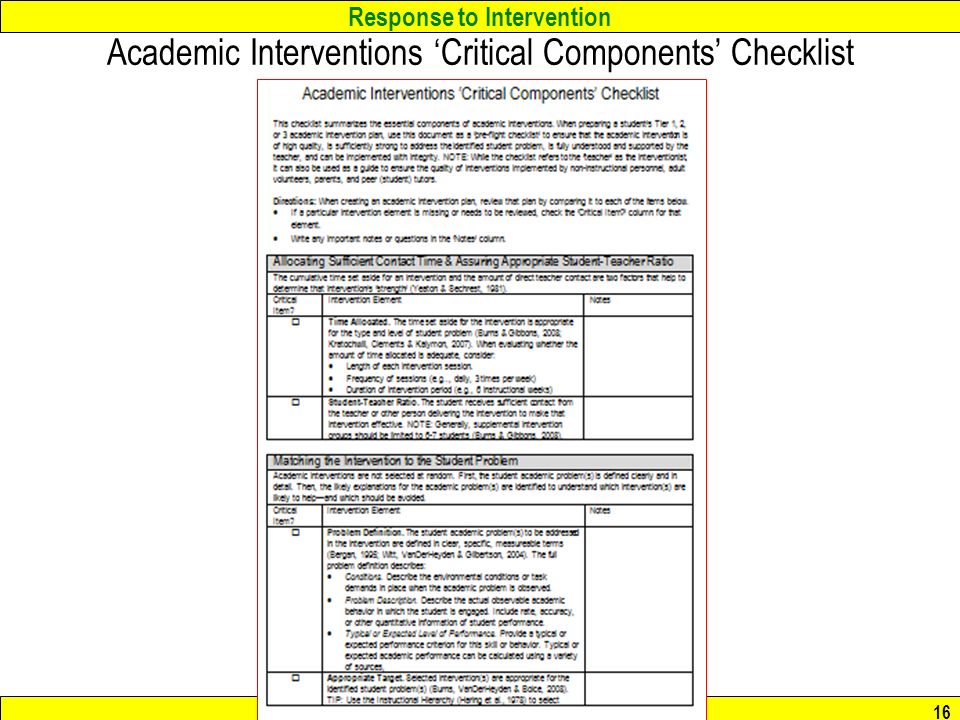 RTI: Reading and Writing Interventions for Difficult-to-Teach ...