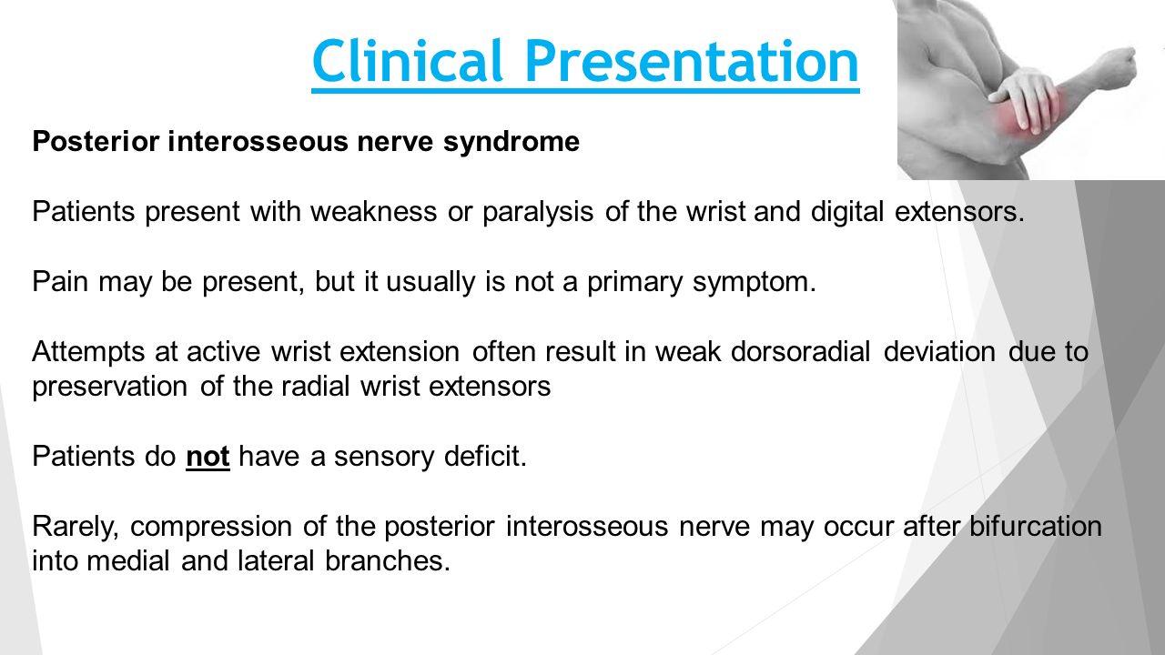 Peripheral Nerve Injuries- Radial - ppt video online download