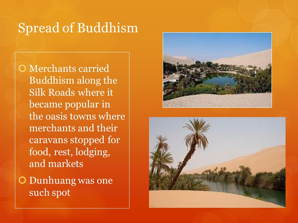 Spread of Buddhism
