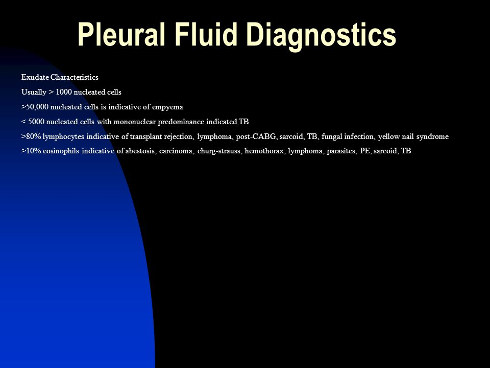 Pleural Effusions. - ppt video online download