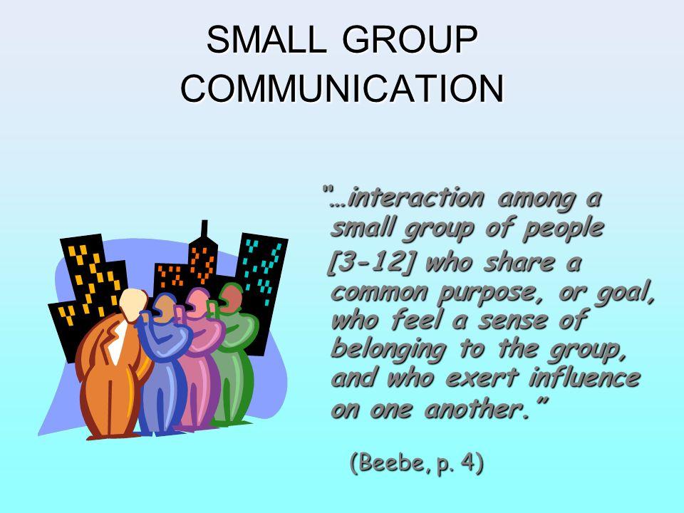 small group communication - Monza berglauf-verband com