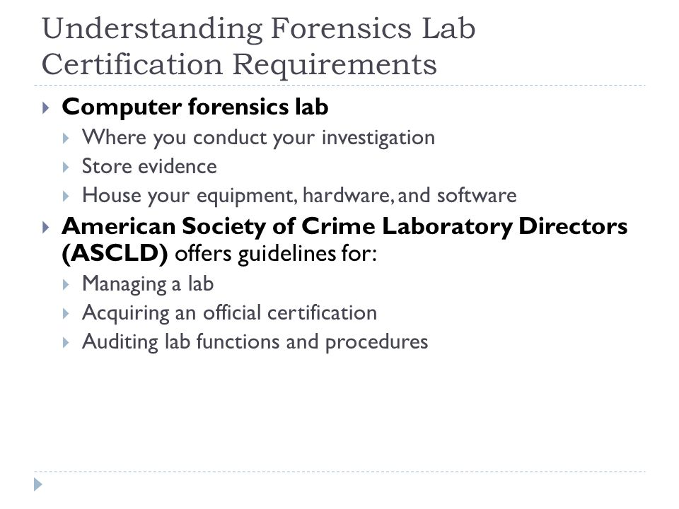 guide to computer forensics and investigations fourth edition - ppt ...