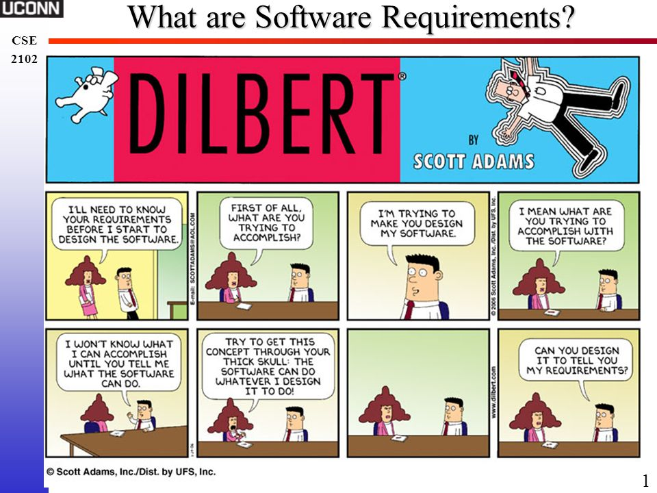 What are Software Requirements