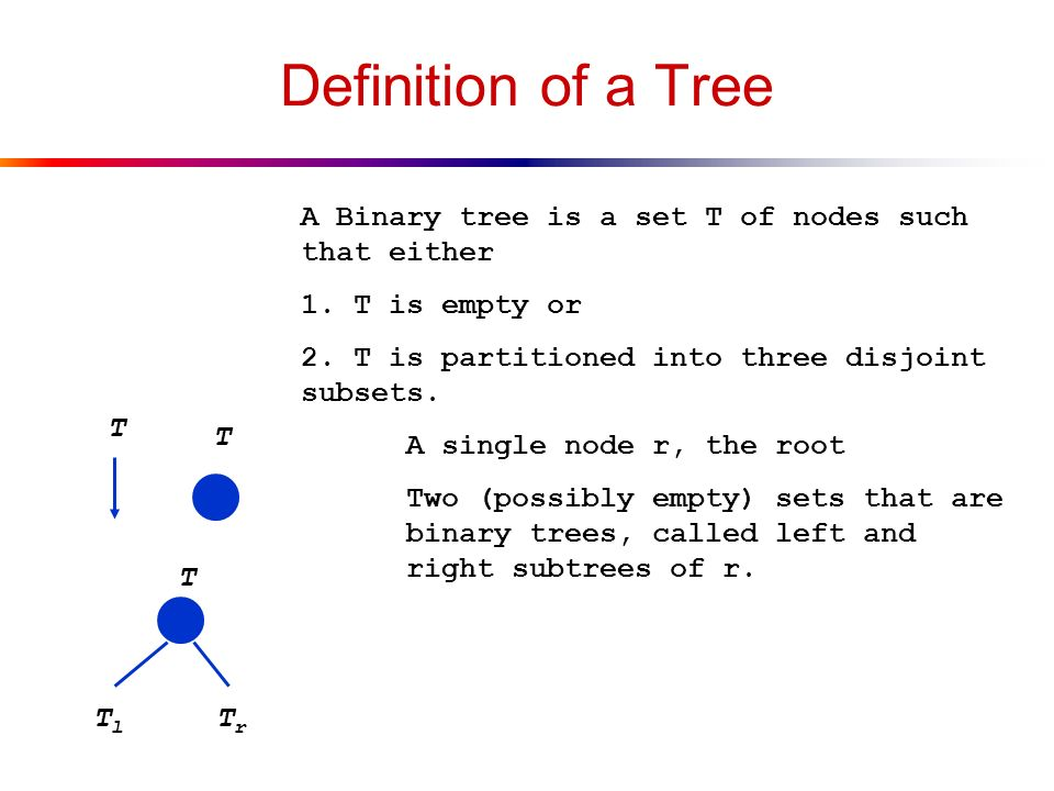 CS 2133: Data Structures Binary Search Trees  - ppt video