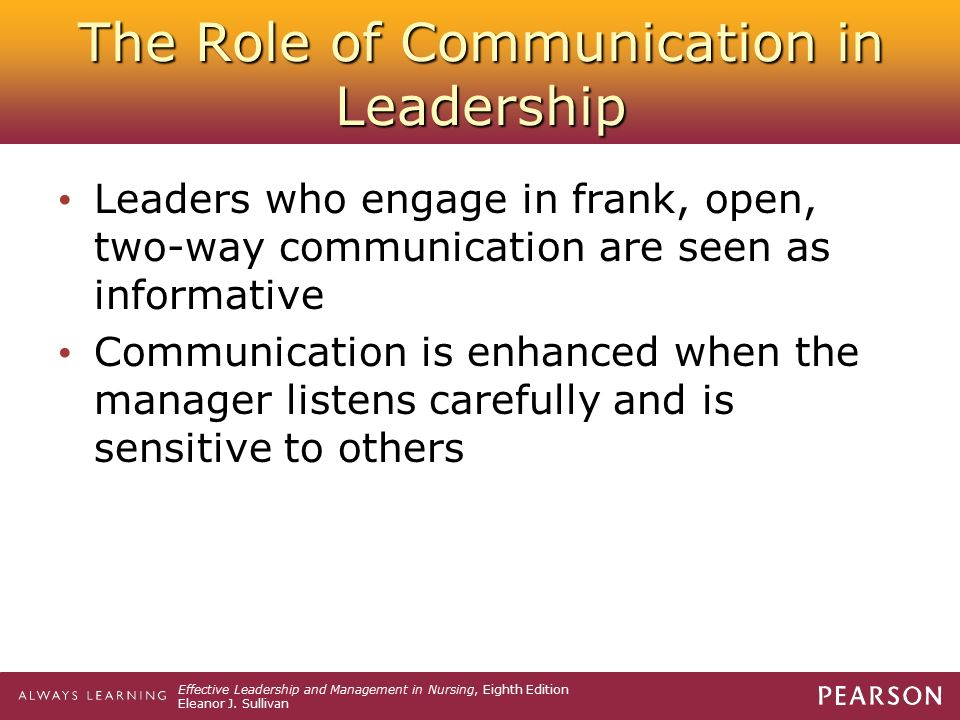 9 Communicating Effectively  - ppt download