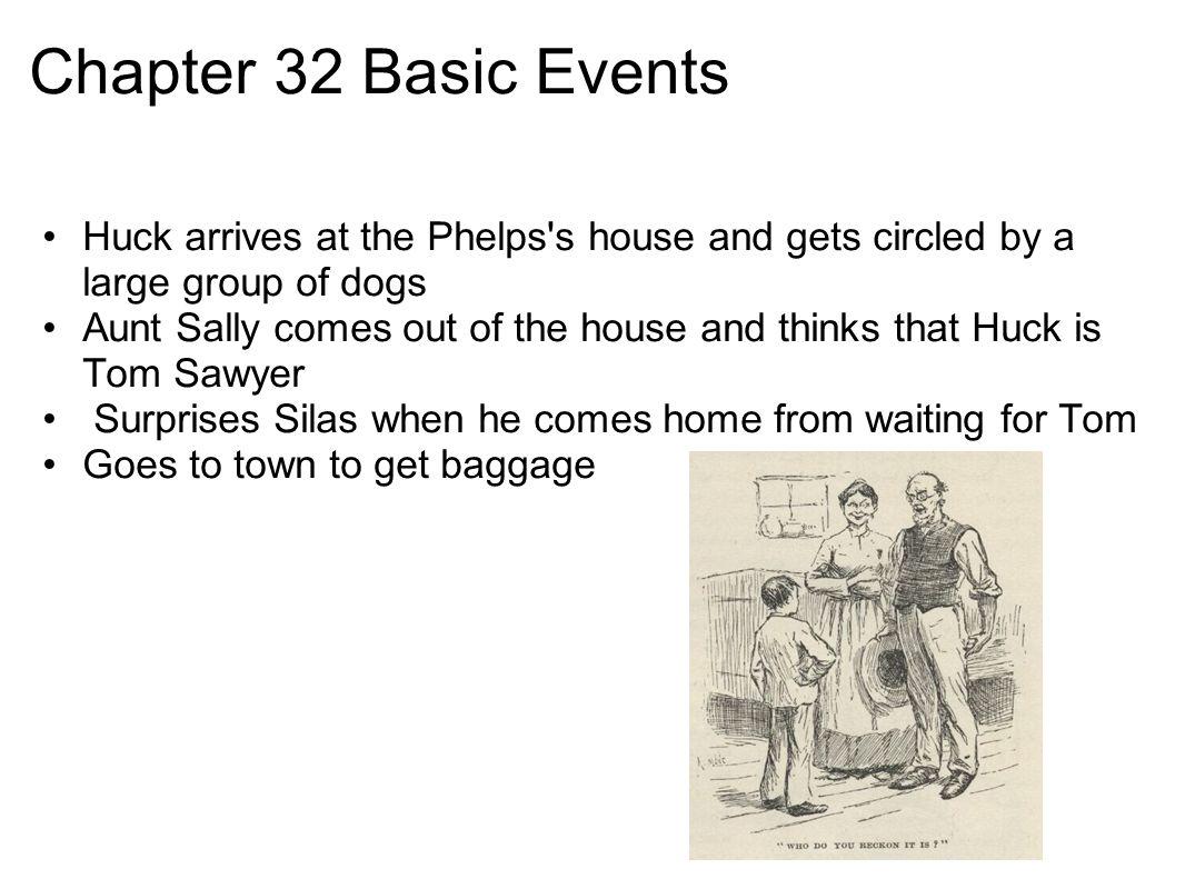 the adventures of huckleberry finn chapter summary
