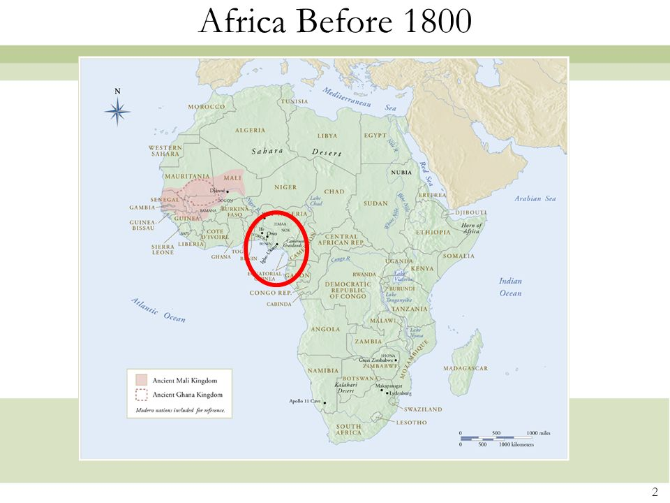 Map Of Africa In 1800.Africa Pre 1800 Chapter 19 Africa Before Ppt Download