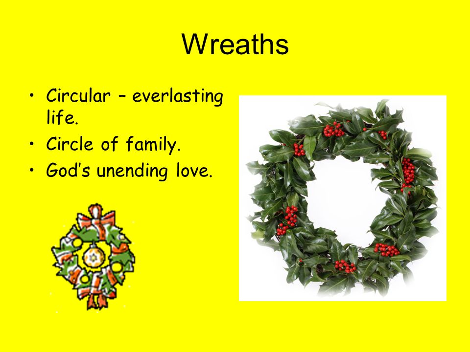 Symbolism Of Christmas Ppt Video Online Download