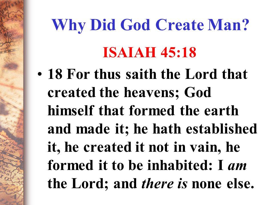 why did god create man - 960×720