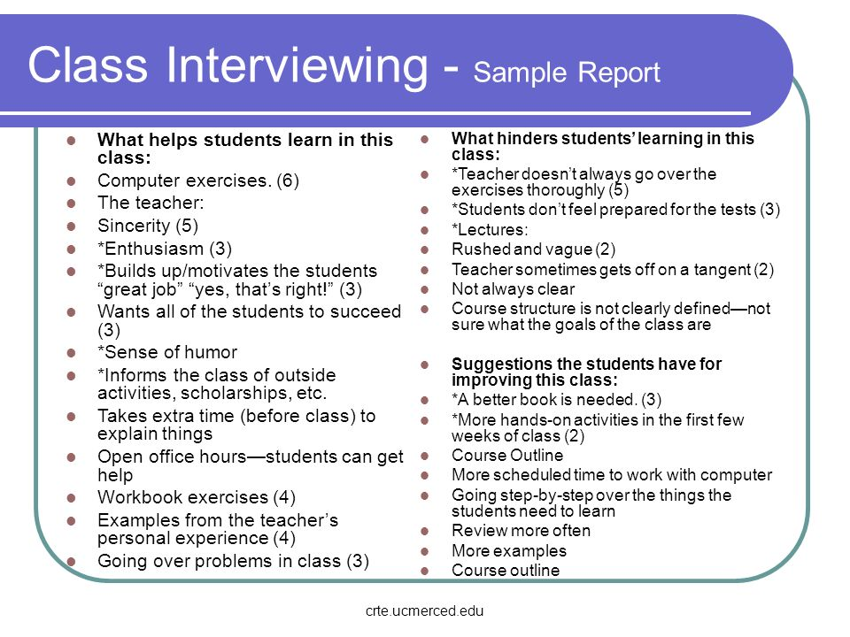 SATAL Students Assessing Teaching and Learning - ppt download