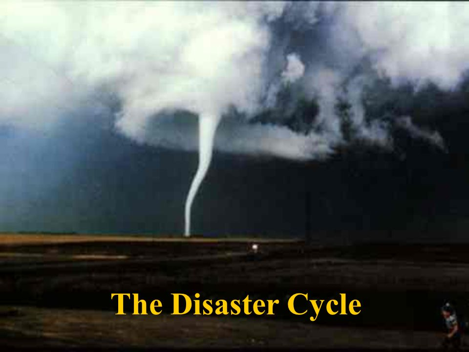 The Disaster Cycle