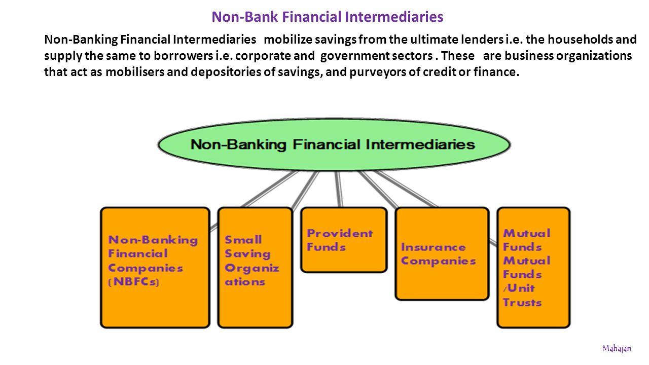 Non-bank credit organizations