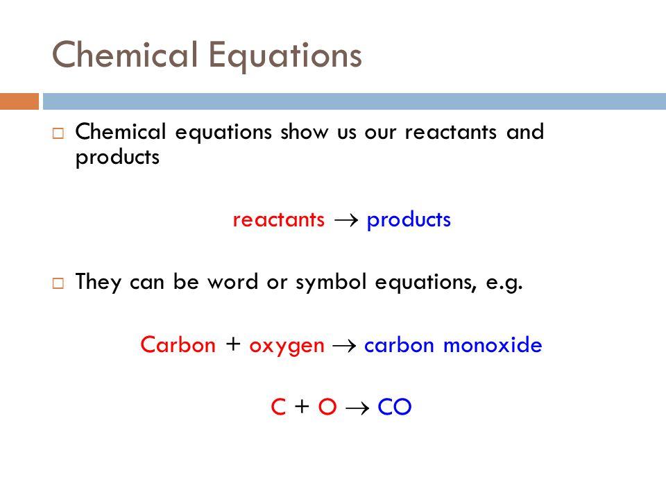 Chemical Formula D Crowley Ppt Download