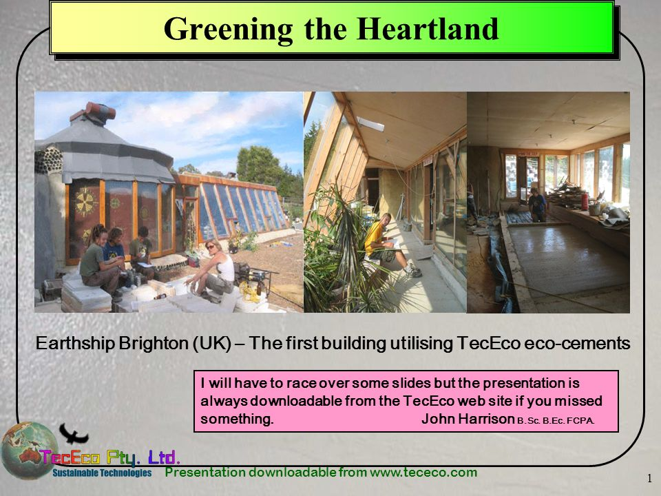 Greening the Heartland