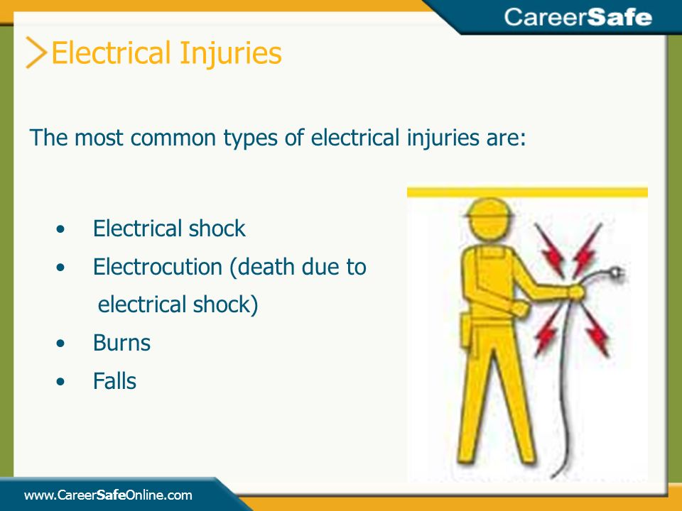 electrical safety instructor u2019s notes