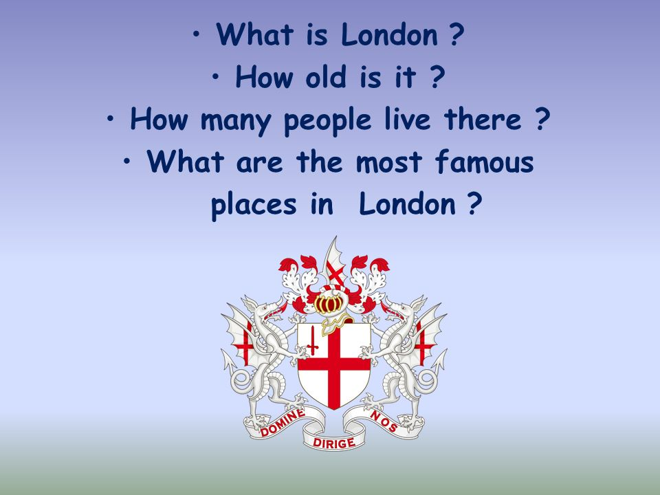 How many people live there What are the most famous