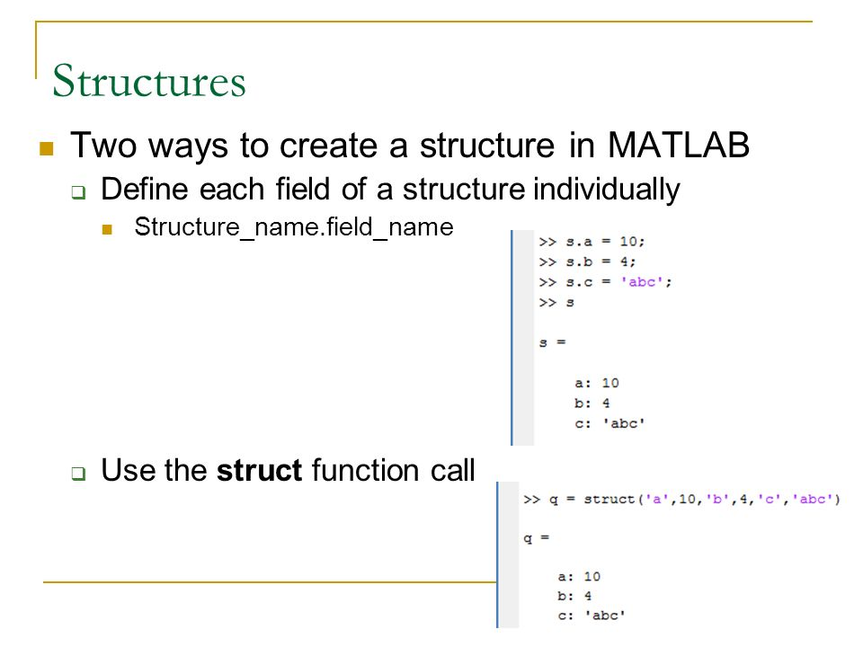 MATLAB  - ppt video online download