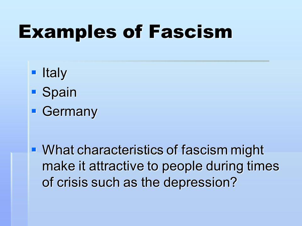 Fascism Ppt Video Online Download
