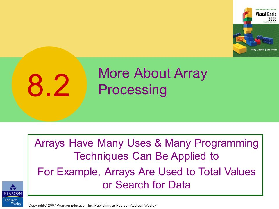 More About Array Processing