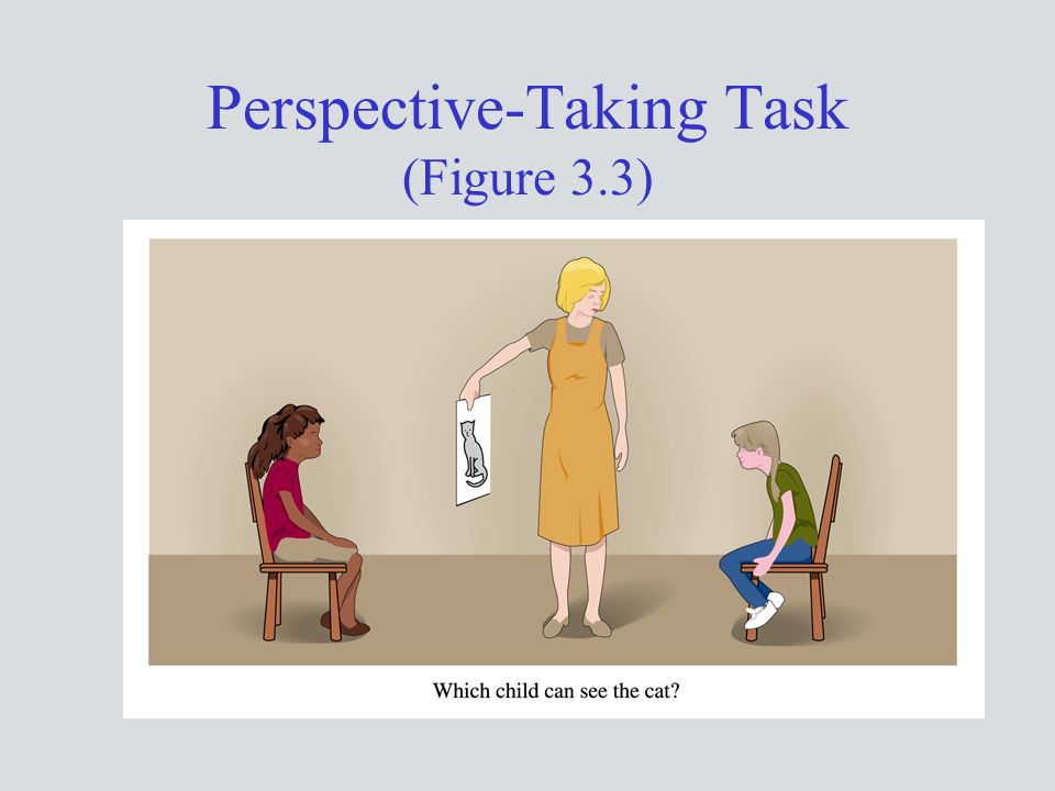 Perspective-Taking Task (Figure 3.3)