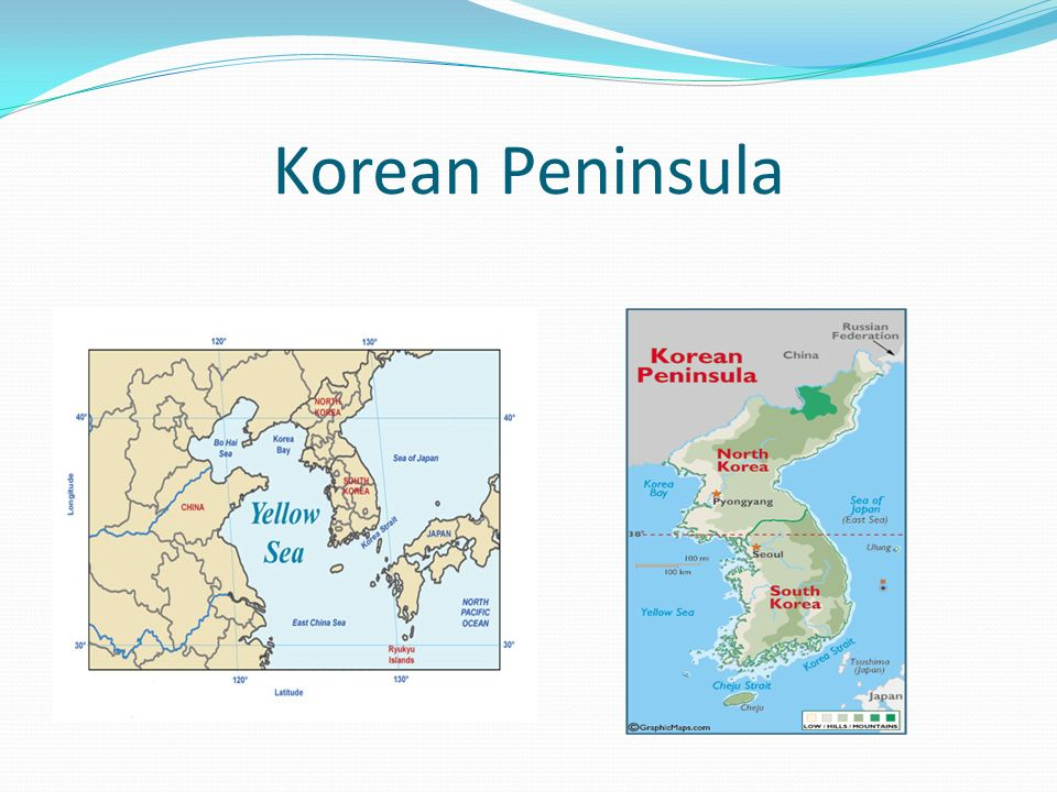 Map Of Asia Korean Peninsula.Geography Of Asia Ppt Video Online Download