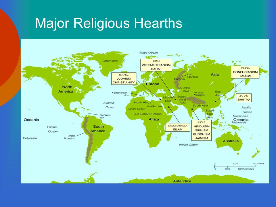 Religious Map Of Asia.Religious Realms Ppt Video Online Download