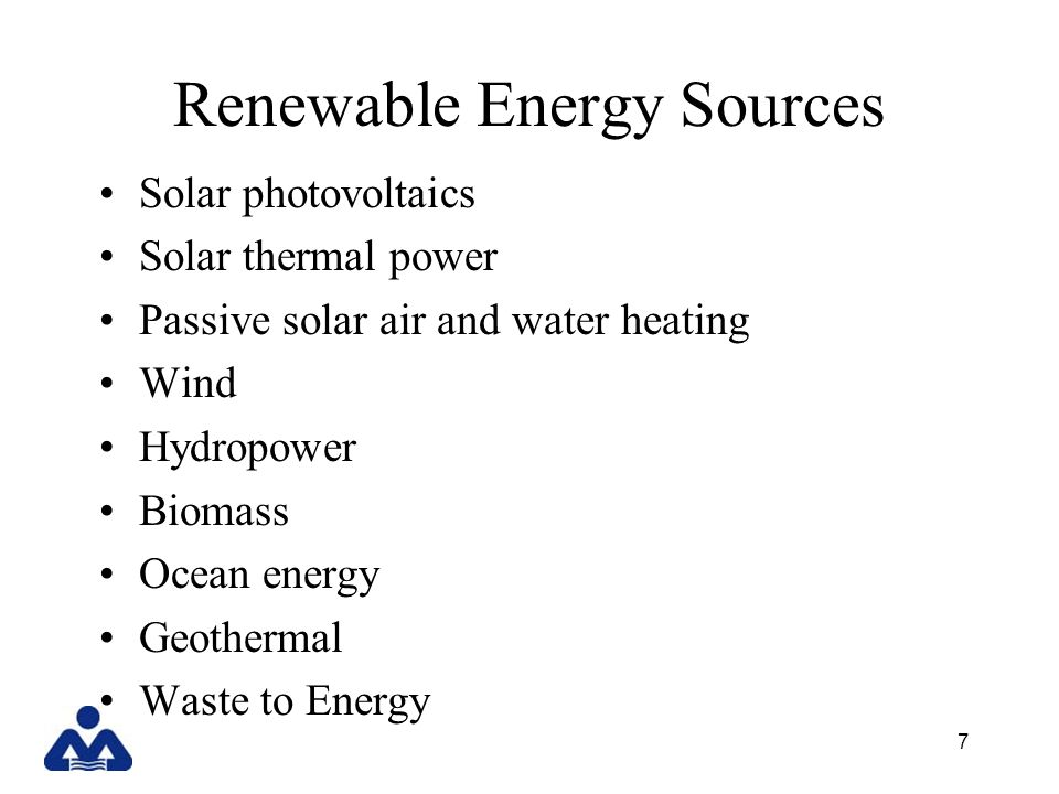 Warm Up What Is The Difference Between A Renewable And A