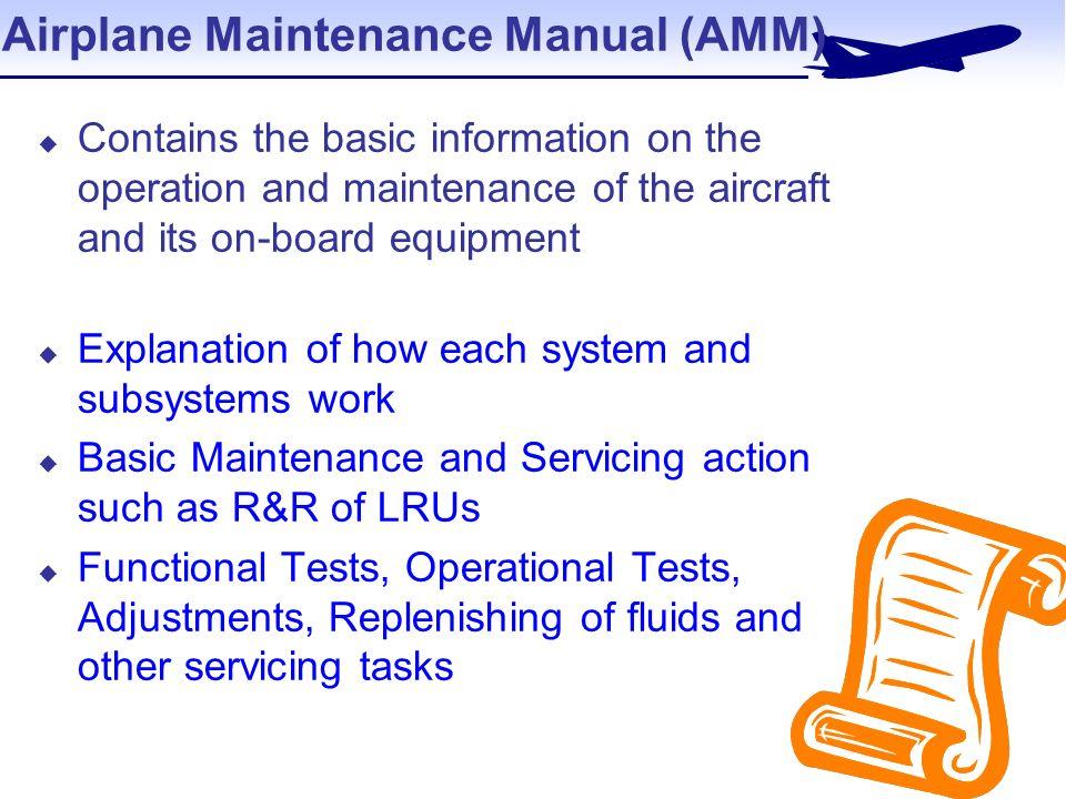 documentation for maintenance ppt video online download rh slideplayer com haynes aircraft repair manuals aircraft engine repair manuals