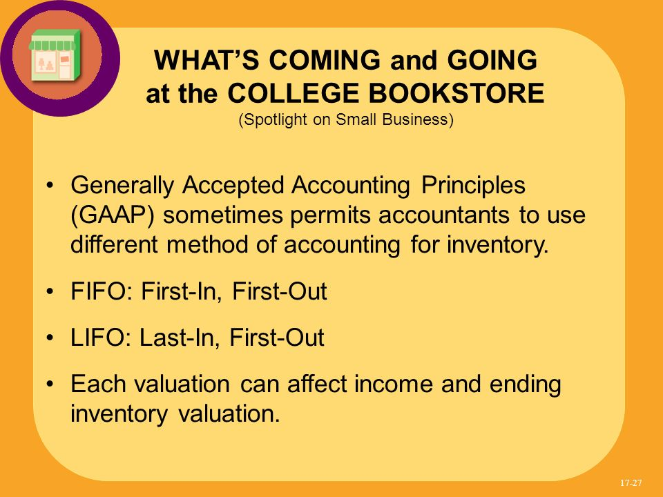 WHAT'S COMING and GOING at the COLLEGE BOOKSTORE (Spotlight on Small Business)