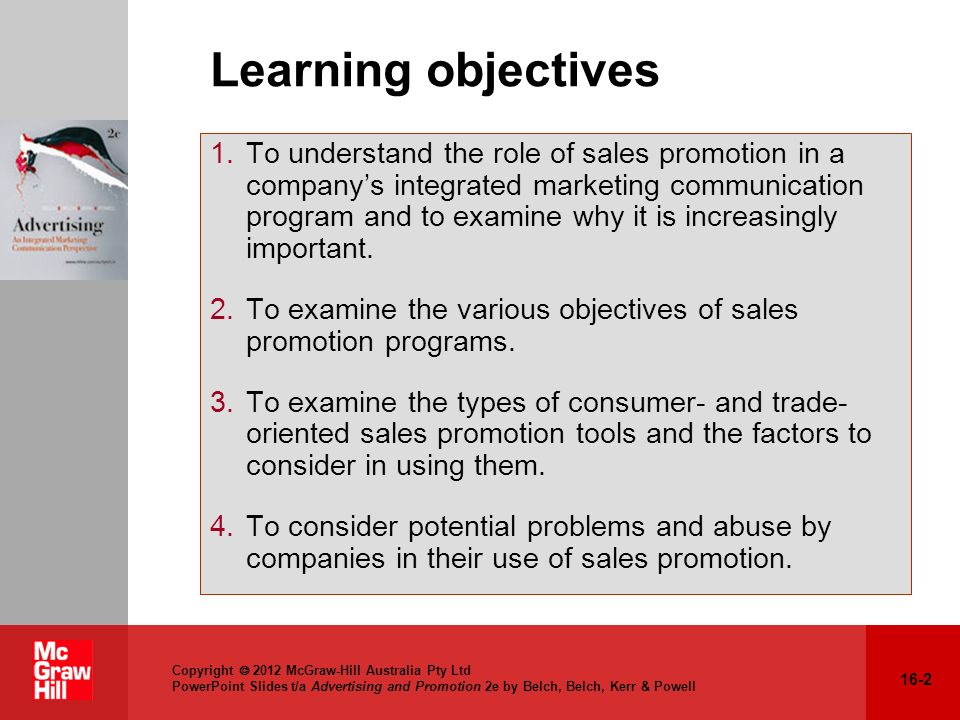 role of sales promotion in marketing pdf
