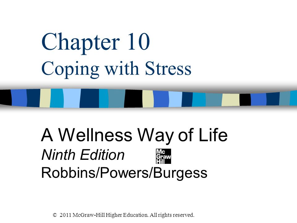 Chapter 10 Coping with Stress